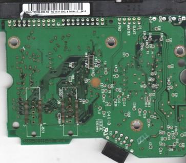 WD1600JB-75GVC0, 2061-701265-200 AG, WD IDE 3.5 PCB