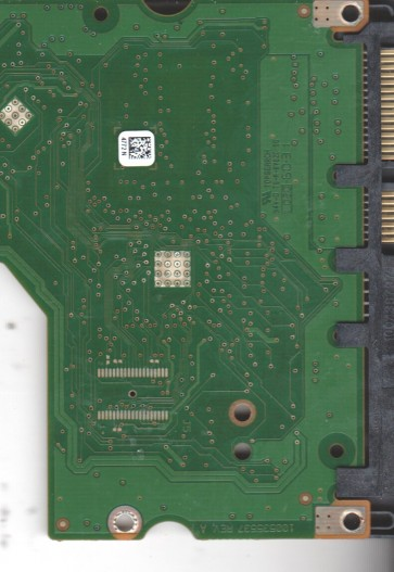 ST3750528AS, 9SL153-515, CC49, 4772 N, Seagate SATA 3.5 PCB