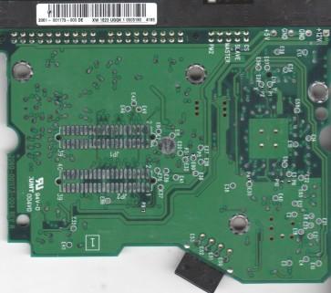 WD1200BB-00DWA0, 2061-001173-000 DE, WD IDE 3.5 PCB