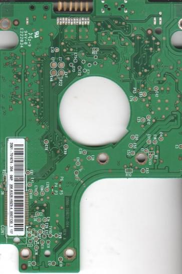 WD10TMVV-11BG7S0, 2061-701675-304 06P, REV A, WD USB 2.5 PCB
