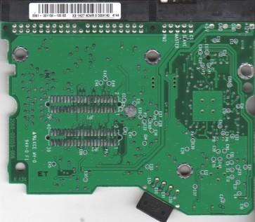 WD800EB-11DJF0, 2061-001159-100 EE, WD IDE 3.5 PCB
