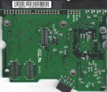 WD800BB-00CAA1, 2061-001092-300 J, WD IDE 3.5 PCB