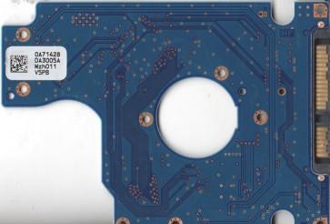 HTS725032A9A364, 0A71428 DA3005A, 0A78273, DA3332, Hitachi SATA 2.5 PCB