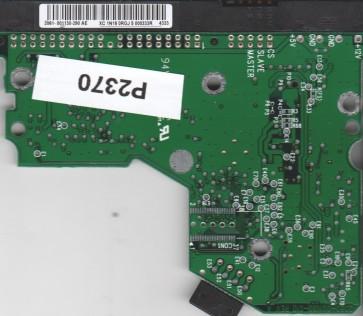 WD800BB-00FJA0, 2061-001130-290 AE, WD IDE 3.5 PCB