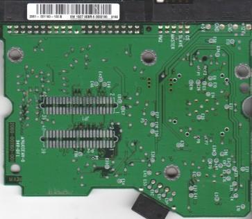 WD2000JB-00DUA0, 2061-001160-100 B, WD IDE 3.5 PCB