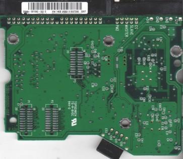 WD600BB-75CAA0, 2061-001092-301 C, WD IDE 3.5 PCB