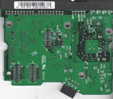 WD400BB-00GFA0, 2061-001223-090 AE, WD IDE 3.5 PCB