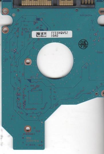 MK7559GSXP, HDD2J51 F VL01 S, G002825A, Toshiba 750GB SATA 2.5 PCB