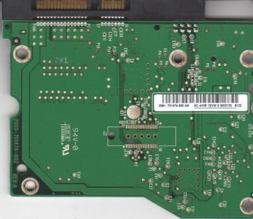 WD7500AYYS-01RCA0, 2061-701474-300 AA, WD SATA 3.5 PCB