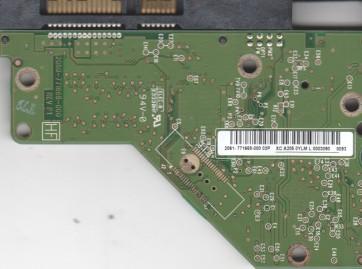 WD5000AAKS-40V2B0, 2061-771668-000 03P, WD SATA 3.5 PCB