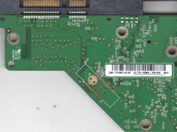 WD5000AAKS-75A7B2, 2061-701590-L00 AD, WD SATA 3.5 PCB