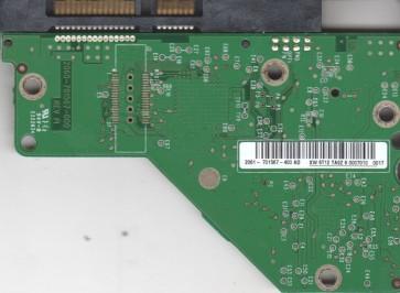WD7501AALS-75J7B0, 2061-701567-400 AD, WD SATA 3.5 PCB