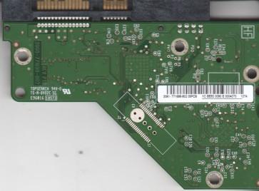 WD20EARS-00MVWB0, 2061-771698-802 05PD9, WD SATA 3.5 PCB