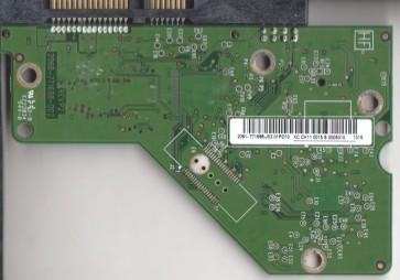 WD10EARS-00MVWB0, 2061-771698-J02 01PD10, WD SATA 3.5 PCB
