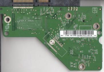 WD15EARS-60MVWB0, 2061-771698-802 07PD9, WD SATA 3.5 PCB