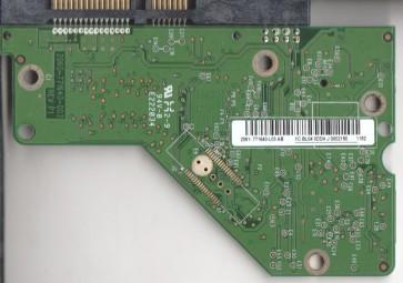 WD5000AAKX-001CA0, 2061-771640-L03 AB, WD SATA 3.5 PCB