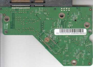 WD6400AADS-00M2B0, 2061-701640-202 03PD3, WD SATA 3.5 PCB