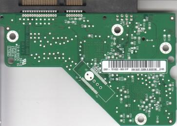 WD1001FALS-00J7B1, 2061-701622-800 01P, WD SATA 3.5 PCB