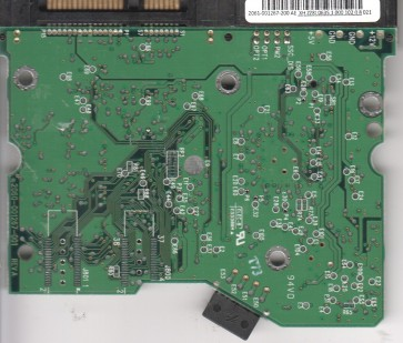 WD2500SD-01KCB0, 2061-001267-200 AE, WD SATA 3.5 PCB