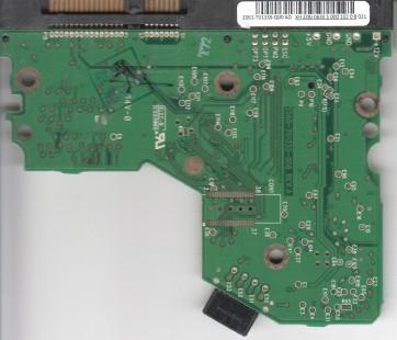 WD2500KS-00MJB0, 2061-701335-Q00 AD, WD SATA 3.5 PCB
