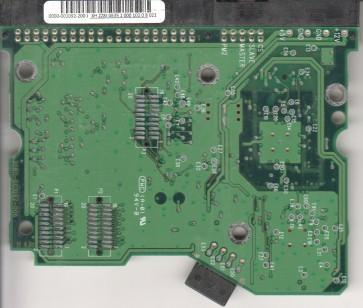 WD600BB-00CAA1, 0000 001092-200 J, WD IDE 3.5 PCB