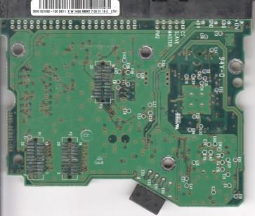 WD200BB-60CVB0, 0000 001092-100 DD11, WD IDE 3.5 PCB