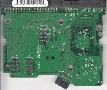 WD600AW-00DDK1, 0000 001092-200 D, WD IDE 3.5 PCB