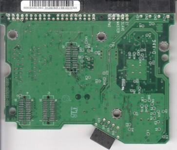 WD400BB-53CAA0, 0000 001092-200 C, WD IDE 3.5 PCB