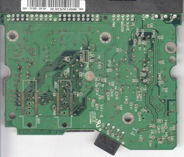 WD1200JB-00GVC0, 2061-701265-200 AH, WD IDE 3.5 PCB