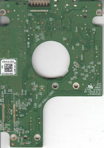 WD5000BMVW-11AMCS4, 771814-901 02P, WD USB 2.5 PCB
