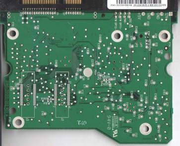 WD4000YR-01PLB0, 2061-701310-C00 AB, REV A, WD SATA 3.5 PCB