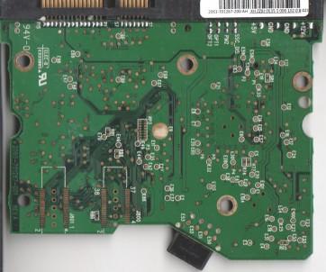WD2500JD-22HBC0, 2061-701267-200 AH, WD SATA 3.5 PCB