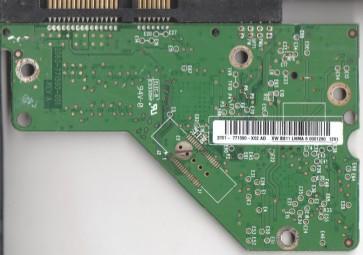WD1600AAJS-60Z0A0, 2061-771590-X02 AD, REV A, WD SATA 3.5 PCB