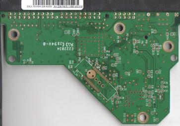 WD2500AAJB-00WGA0, 2061-701494-100 ADD5, WD IDE 3.5 PCB