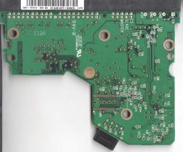 WD3200JB-00KFA0, 2061-701314-A00 AQ, 003 REV A, WD IDE 3.5 PCB