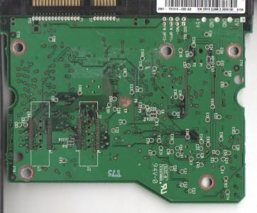 WD4000YR-01PLB0, 2061-701310-C00 AD, WD SATA 3.5 PCB