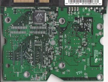 WD740GD-00FLA0, 2061-001213-100 AA, WD SATA 3.5 PCB