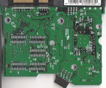 WD2500JD-00GBB0, 2061-001215-400 AD, WD SATA 3.5 PCB