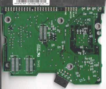 WD1200JB-75CRA0, 2061-001102-300 B, WD IDE 3.5 PCB