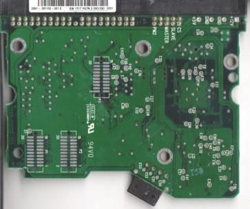WD1200JB-75CRA0, 2061-001102-301 C, WD IDE 3.5 PCB