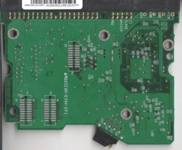 WD200EB-11CPF0, 0000 001113-200 F, WD IDE 3.5 PCB