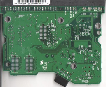 WD200EB-11BHF0, 0000 001068-000 B, WD IDE 3.5 PCB