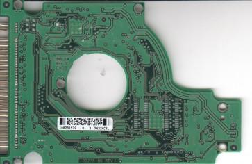 ST93012A, 9Y1012-033, 4.07, 100281579 O, Seagate IDE 2.5 PCB
