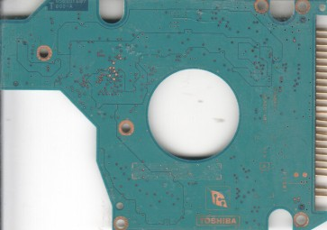 MK4032GAX, HDD2D10 D ZL01 T, G5B001487000-A, Toshiba 40GB IDE 2.5 PCB