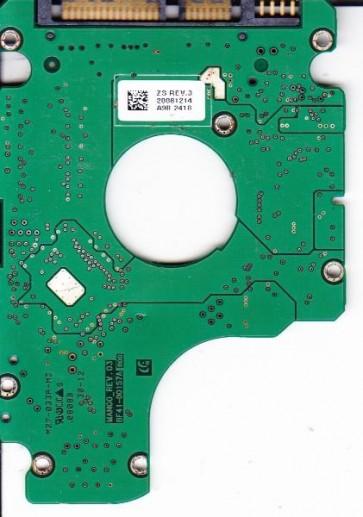 HM251JI, MANGO REV 03 BF41-00157A, Samsung 250GB SATA 2.5 PCB