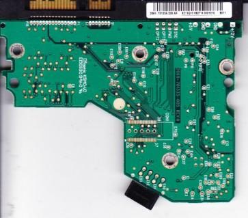 WD2500YS-18SHB1, 2061-701335-200 AF, WD SATA 3.5 PCB