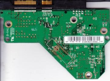 WD5000AAKS-00YGA0, 2061-701444-700 AD, WD SATA 3.5 PCB