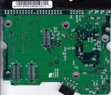 WD100BB-32AUA1, 0000 001003-000 AD4, WD IDE 3.5 PCB