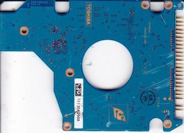 MK4026GAX, HDD2193 D ZE01 T, G5B000465000-A, Toshiba 40GB IDE 2.5 PCB
