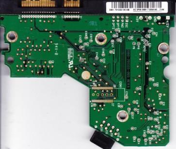 WD2500JS-40TGB0, 2061-701335-100 AB, WD SATA 3.5 PCB